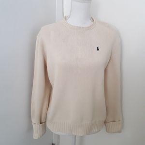 Ralph Lauren Womens Sport Pullover Sweater
